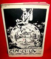 LOMBARDO RANZATO Le Cinesine Europeizzate da Cin ci la 1925 Spartito Sheet Music