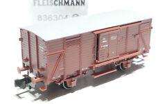 Fleischmann N FS 2achs. G-Wagen G10 braun 836304 NEU OVP
