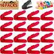 16x SchuhMe® Verstellbarer Schuhregal Schuhstapler Schuhhalter Schuhaufbewahrung