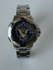 US Navy Insignia Military Watch Wrist Army Marines USMC Vietnam WW2 WWII