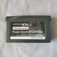 EXTREMELY RARE Nintendo Zone Power Control Cartridge | WDB-USZ/EUR | DS Lite
