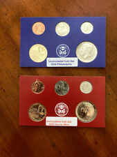"2020 D P Us Mint Set * Cent*Nickel*Dime*Kennedy* Dollar Us Coin ""Bu"" - 10 Pcs"