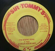 Roman Stewart - I'm Doing Fine / Version - Sir Tommy's STHF45:0009 - USA