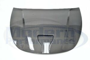 MPX GTS Style Hood in Carbon Fiber - '13-'16 Dodge Dart