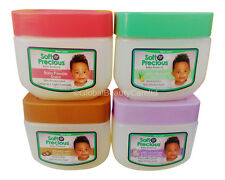 Soft and Precious Nursery Jelly Baby Powder Scent,Aloe,Lavender,Shea Butter.