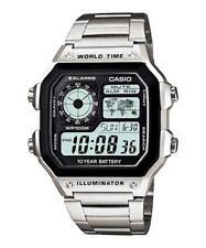 cd4cc7778334 Relojes de pulsera Casio acero inoxidable