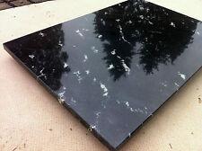 Couchtischplatte Marmorplatte Granitplatte Via Lattea  schwarz &  weiss Tisch