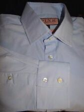 Thomas Pink Single Cuff Formal Shirts for Men