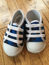 Baby Boys Booties Size 0-6 Months New