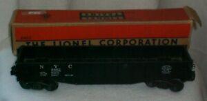 Vintage 1950's Lionel No. 6462 Gondola Car W/Box