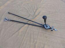 ALFA ROMEO 164 2.0 TWIN SPARK (TS)  Series 1 - GEARSHIFT SELECTOR GEAR SHIFT