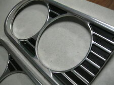 1964 64 CHEVELLE MALIBU EL CAMINO NEW HEADLIGHT BEZELS