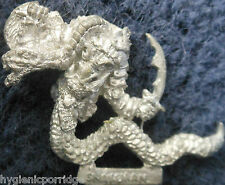 1985 caos Snakemen higgat Enano cortador C27 serpiente hombre yuan-ti ciudadela Ejército 0215