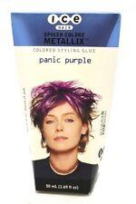 Joico ICE Hair Spiker Colorz Metallix Panic Purple 1.69 fl. oz. (50 ml)