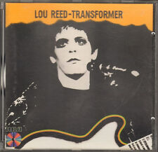 LOU REED TRANSFORMER 11 track NEW CD Walk On The Wild Side VICIOUS Perfect Day