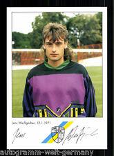 Jens Weißgärber Carl Zeiss Jena 1991-92 TOP AK +A49206