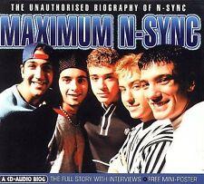 Maximum N-Sync - N Sync NEW SEALED POSTER (CD 2003)
