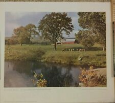 1966 US Department of Agriculture Print Soil Conservation Service Massachusetts