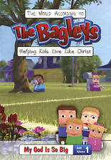 The World According to the Bagleys-My God Is So Big (DVD, 2014) NEW! Faith Based