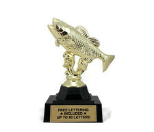 Bass Trophy- Fishing- Fisherman- Angling- Desktop Series- Free Lettering