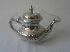 Traditionelle  Orientalische Teekanne aus Marokko