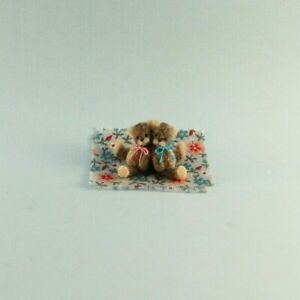 OOAK~Brown Bears~Teddy~Miniature~Artist Doll~Baby Toy~Dollhouse~Cheryl Brown
