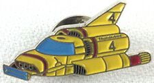 Gerry Anderson THUNDERBIRDS Model #4 - British TV Series UK Imported Enamel Pin
