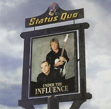 Status quo: under the influence/CD (ELAP A/S 1999)