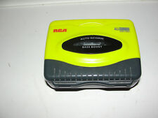 RCA All Weather Sports Stereo Portable Tape Cassette Player Walkman RP1500A