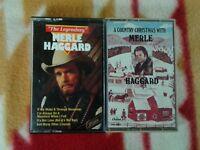 MERLE HAGGARD Goin Home For Christmas (Cassette) the legendary Merle Haggard