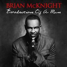 Brian McKnight - Evolution of a Man (2009)  CD  NEW/SEALED  SPEEDYPOST