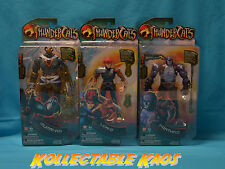 "Thundercats 2011 - 6"" Collector Figure Series 01 - Set of 3 Figures"