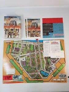 Storm Over Arnhem Board Game Vintage Strategy Complete New Unpunched Avalon Hill