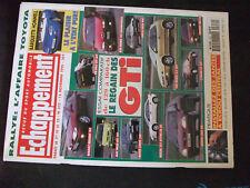 ** Revue Echappement n°332 Formula Ford festival / Peugeot 306 TD 24 H de Spa