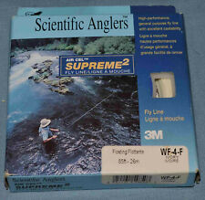 Scientific Anglers Air Cel Supreme 2 WF-4-F Ivory Fly Line - C3237