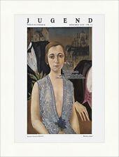 Titelseite der Nummer 13 von 1928 Christian Schad Baronesse  Jugend 4592