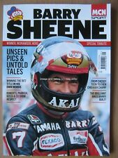 MCN Sport Barry Sheene Special Tribute Suzuki RG500 Steve Parrish Kenny Roberts