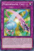Performapal Call Common 1st Edition Yugioh Card MP15-EN236