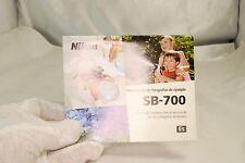 Nikon SB-700 ES Recopilacion de Fotografias de Ejemplo Spanish Espanol Manual