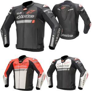 Alpinestars Missile Ignition Biker Jacket Tech-Air-E Compatible Summer Leather