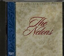 """THE NELONS......""""A TIMELESS COLLECTION""""........HTF OOP GOSPEL CD"""