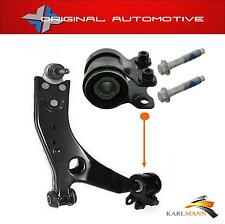 FITS FORD FOCUS MKII C MAX 2005-2014 FRONT WISHBONE LOWER ARM BUSH & BOLTS 1pce