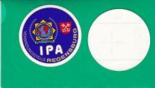 Regensburg - International Police Association - 2 Aufkleber - 2stickers