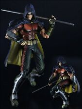 Square Enix Arkham City Play Arts Kai Series Robin Figure - Batman