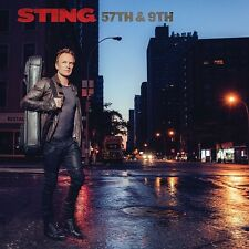 STING - 57TH & 9TH  (DELUXE EDITION )  CD NEU