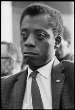 JAMES BALDWIN GLOSSY POSTER PICTURE PHOTO PRINT AUTHOR LGTBQ CIVIL RIGHTS BLACK