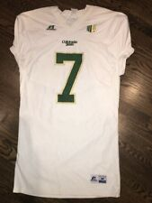 Game Worn Used Colorado State Rams Football Jersey #7 Size M ALEXANDER