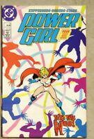 Power Girl #2-1988 fn/vf 7.0 DC Comics Karen Starr / JSA / Justice Society