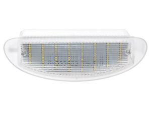 COPPIA LUCE TARGA POSTERIORE 2x LED PER RENAULT CLIO II TWINGO 7700410754