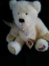 """Nwt! Boyds Bear Collectible Starlight #5111 Vanessa R. Angel, 12"""" jointed Bear"""